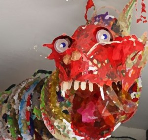 chinese-dragon-recycled-materials