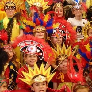 Brazilian Olympic Carnival